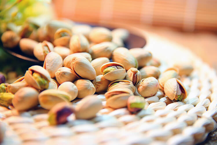 pistachios superfood