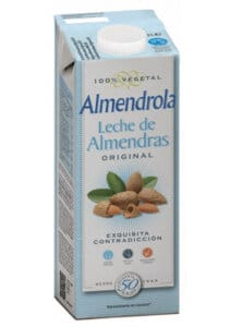 almond milk regular